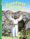 The Easter Story - E4640: Coloring Book - Robin Fogle, Mary Bausman