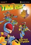 Battle Between (Z Graphic Novels / TimeFlyz) - Ben Avery, Eric Merced