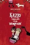 Kazio i skrzynia pełna wampirów - Iwona Czarkowska