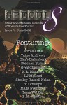 Specul8: Central Queensland Journal of Speculative Fiction - Issue 2 June 2016 - Tc Phillips, Clare Bielenberg, Stephen Burns, Greg Chapman, Shelley Russell Nolan, Lana Webber, Nicole Anae, Taine Andrews, N.R. Marxsen, Lj Mcleod