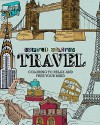 Travel Inspired Coloring by Parragon Books (April 9, 2015) Paperback - Parragon Books