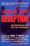 Web of Deception: Misinformation on the Internet - Anne P. Mintz, Steve Forbes