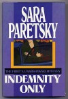 Indemnity Only - Sara Paretsky