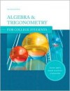 Algebra and Trigonometry for College Students (2nd Edition) - Dennis Christy, Robert Rosenfeld, Ellen Botkin