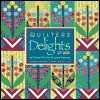 Quilter's Delights Gift Wrap - Diana McClun, Laura Nownes