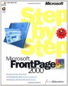 Microsoft FrontPage 2000 Step by Step (Step by Step (Microsoft)) - Microsoft Press, Microsoft Press