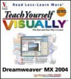 Teach Yourself Visually Dreamweaver Mx 2004 - Janine Warner, Susannah Gardner