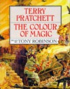 The Colour of Magic - Terry Pratchett, Tony Robinson