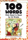 100 Words Kids Need to Read by 1st Grade: Sight Word Practice to Build Strong Readers - Terry Cooper