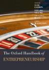 The Oxford Handbook of Entrepreneurship - Mark Casson