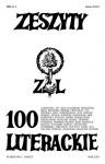 Zeszyty Literackie nr 100 (4/2007) - Redakcja kwartalnika Zeszyty Literackie