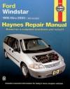 Haynes Windstar 1995 thru 2003 - Jay Storer