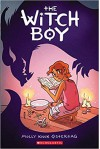 The Witch Boy - Molly Knox Ostertag