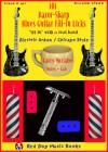 101 Razor Sharp Blues Guitar Fill In Licks (Book And Cd) (Red Dog Music Books Razor Sharp Blues Guitar Series) - Larry McCabe