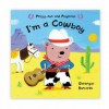 Press Out And Playtime: I'm A Cowboy (Press Out & Playtime) - Georgie Birkett