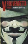 V for vendetta deluxe - Alan Moore, David Lloyd, L. Rizzi