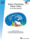 More Christmas Piano Solos - Level 1: Hal Leonard Student Piano Library - Hal Leonard Publishing Company