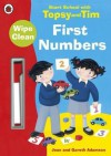 Start School with Topsy and Tim: Wipe Clean First Numbers - Jean Adamson