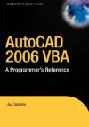 AutoCAD 2006 VBA: A Programmer's Reference - Joe Sutphin