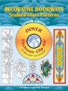 Decorative Doorways Stained Glass Patterns - Carolyn Relei