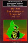 The Autobiography Of Emperor Haile Sellassie 1 King Of Kings Of Ehiopia Vol. 1 - Edward Ullendorff