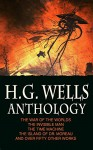 H.G. Wells Anthology: The War of the Worlds, The Time Machine, The Invisible Man, The Island of Dr. Moreau, and Over 50 Short Stories: Illustrated - H.G. Wells, Maplewood Books