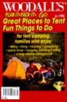 Woodall's 1996 Plan It-Pack It-Go: Great Places to Tent...Fun Things to Do! - Woodall, Woodall's Publishing Staff