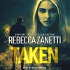Taken (Deep Ops #1.5) - Rebecca Zanetti, Roger Wayne