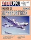 Boeing B-29 Superfortress - Warbirdtech Vol 14 - Peter M. Bowers