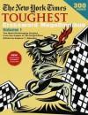 New York Times Toughest Crossword MegaOmnibus, Volume 1 (paperback) - Eugene Maleska