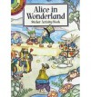 [(Alice in Wonderland Sticker Activity Book )] [Author: Marty Noble] [Feb-2000] - Marty Noble