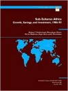 Sub-Saharan Africa: Growth, Savings, and Investment, 1986-93 - Michael T. Hadjimichael, Martin Muhleisen