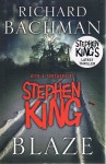 Blaze - Richard Bachman, Stephen King