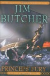 Princeps' Fury (Codex Alera, Book 5) - Jim Butcher