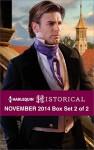 Harlequin Historical November 2014 - Box Set 2 of 2: Darian Hunter: Duke of DesireThe Rake's BargainThe Warrior's Winter Bride - Carole Mortimer, Lucy Ashford, Denise Lynn