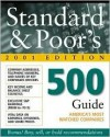 Standard & Poor's 500 Guide, 2001 Edition - Alan Miller