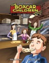 The Pizza Mystery - Rob M. Worley, Gertrude Chandler Warner, Mike Dubisch