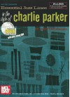 Essential Jazz Lines in the Style of Charlie Parker, Bass Edition: Bass [With CD] - Corey Christiansen