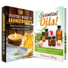 Aromatherapy and Essential Oils Box Set: A Beginner's Book on Using Essential Oils to Be Happy, and Healthy (Meditation & Relaxation) - Olivia Henson, Vanessa Riley