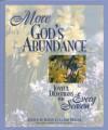 More God's Abundance: Joyful Devotions For Every Season - Kathy Collard Miller