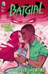 Batgirl (2011-) #44 - Brenden Fletcher, Bengal, Cameron Stewart