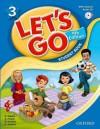 Let's Go 3 Student Book with CD: Language Level: Beginning to High Intermediate. Interest Level: Grades K-6. Approx. Reading Level: K-4 - Ritsuko Nakata, Karen Frazier, Barbara Hoskins