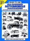 Ready-to-Use Old-Fashioned Automobile Illustrations: 265 Different Copyright-Free Designs Printed One Side - Carol Grafton