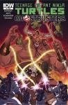 Teenage Mutant Ninja Turtles Ghostbusters #4 - Eric Burnham, N/A