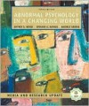 Abnormal Psychology In A Changing World - Jeffrey S. Nevid, Spencer A. Rathus, Beverly Greene