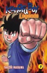 Kungfu Boy Legends Vol. 9 - Takeshi Maekawa