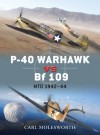 P-40 Warhawk vs Bf 109 (Duel) - Carl Molesworth