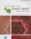 New Perspectives on Microsoft Office Excel 2007, Introductory, Premium Video Edition [With DVD] - June Jamrich Parsons, Dan Oja, Roy Ageloff