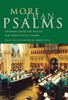 More Than Psalms: Anthems from the Psalms for Mixed Voice Choirs - Barry Rose