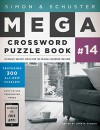 Simon & Schuster Mega Crossword Puzzle Book #14 - John M. Samson